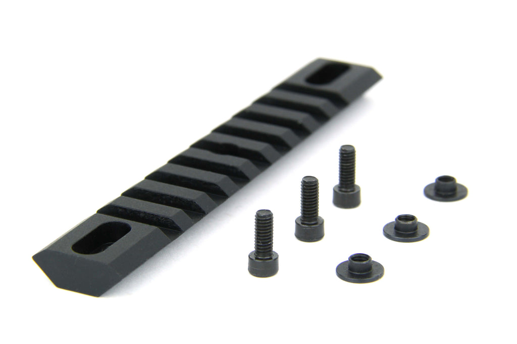 Tacfire Picatinny Hand Guard Rail with 3 Screws for MAGPUL MOE/Aluminum