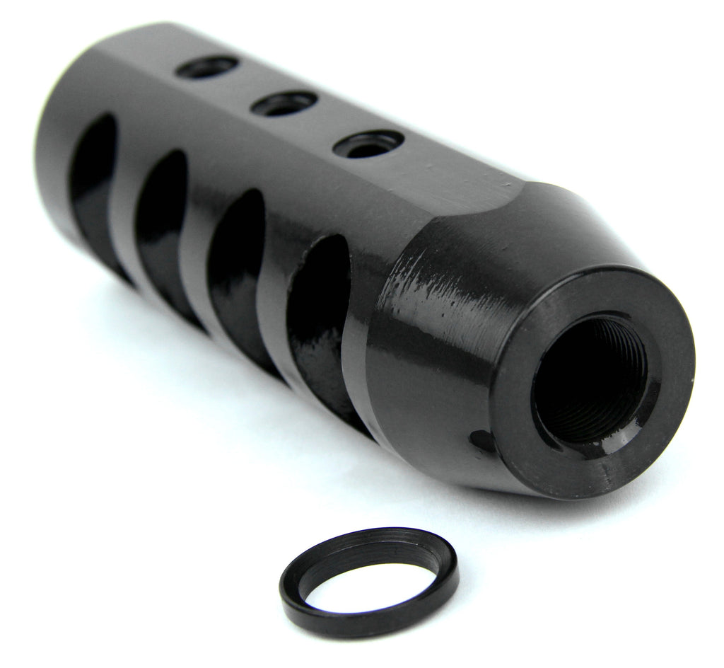 "Tacfire .308 5/8""X24 Thread Competition Muzzle Brake"