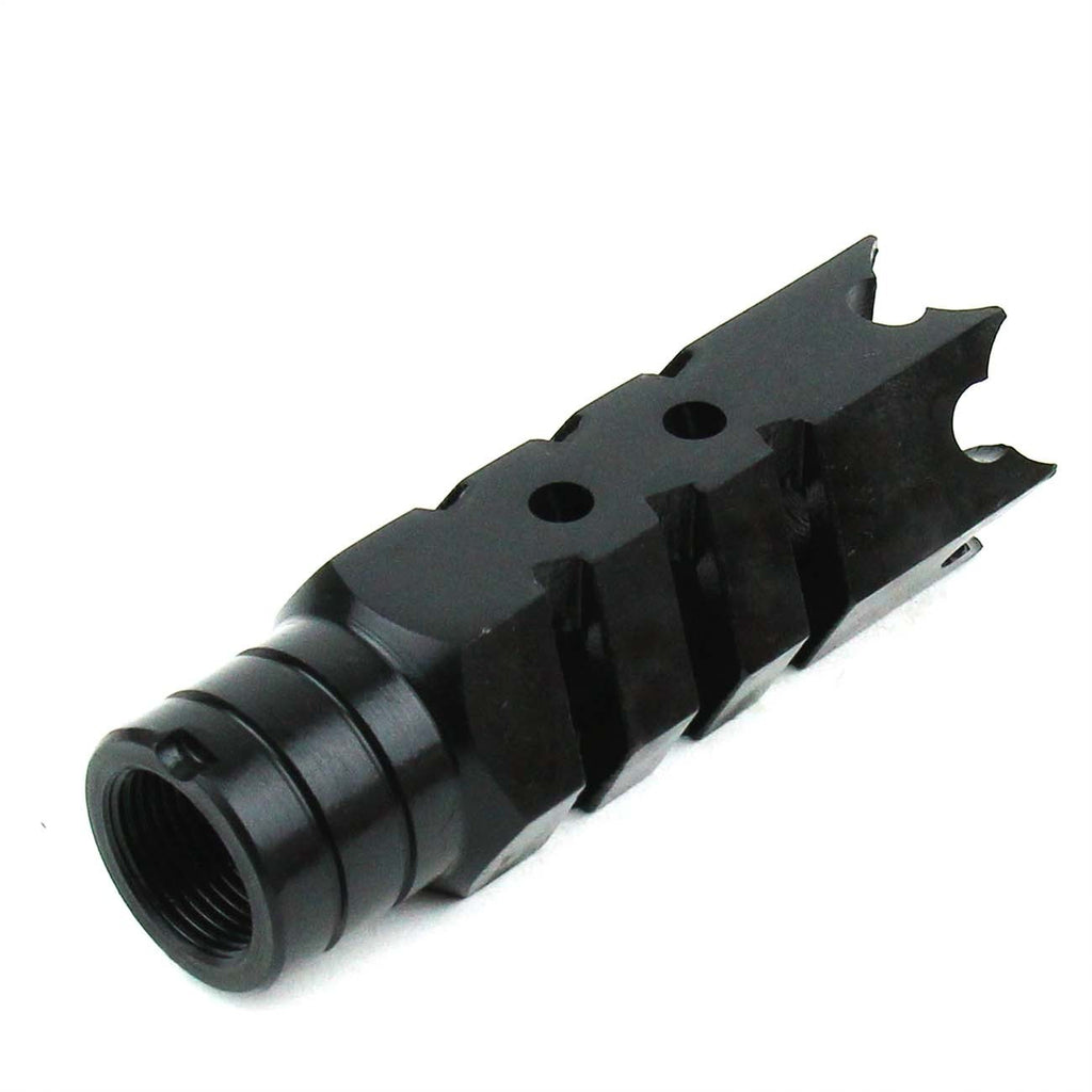 Tacfire 7.62/39MM 14-1 LH Thread Shark Style Muzzle Brake