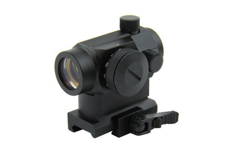 Tacfire Dual Illumination Micro Dot with Quick Detach Riser