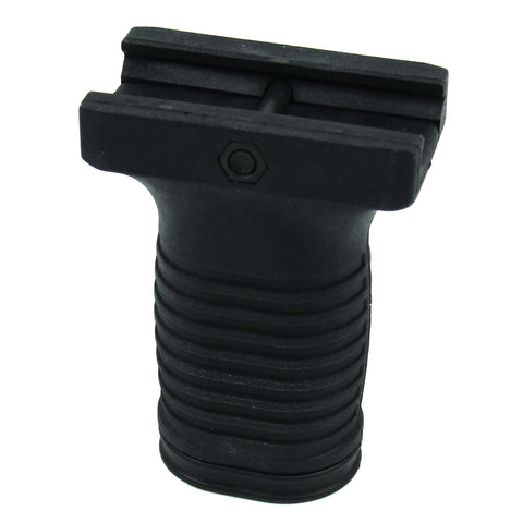Tacfire Short Foregrip/Black (POLYMER)