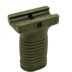 Tacfire Short Foregrip/OD Green (POLYMER)