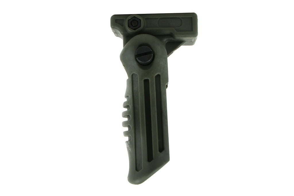 Tacfire 4 Position Foldable Foregrip/OD Green