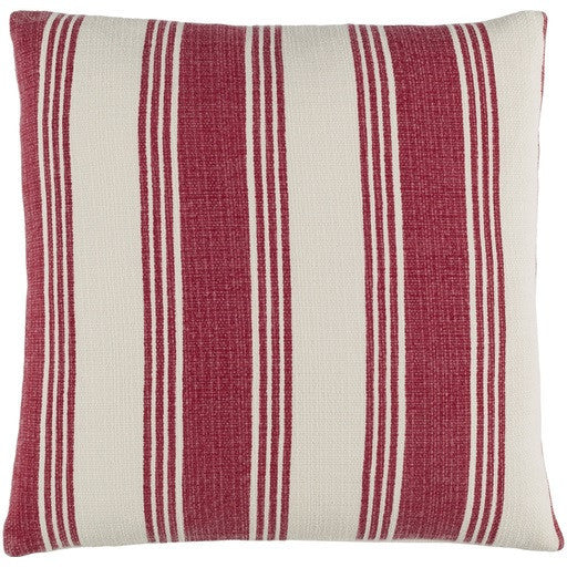 ANCHOR BAY PILLOW | RED - CITY LIFE CATALOG