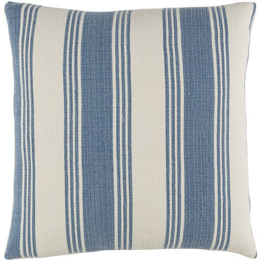 ANCHOR BAY PILLOW | BLUE - CITY LIFE CATALOG
