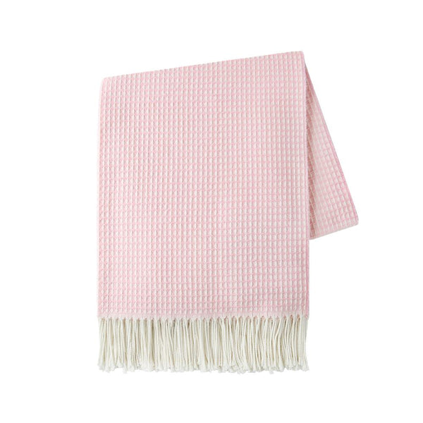 Pink Valenti Throw