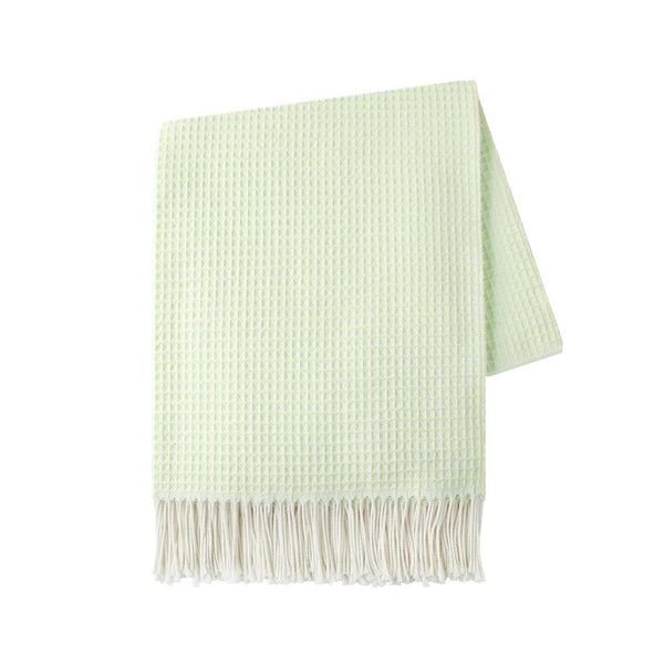 Mint Valenti Throw