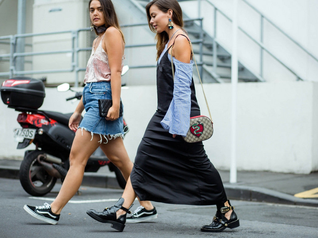 Downtown Britomart Street Style