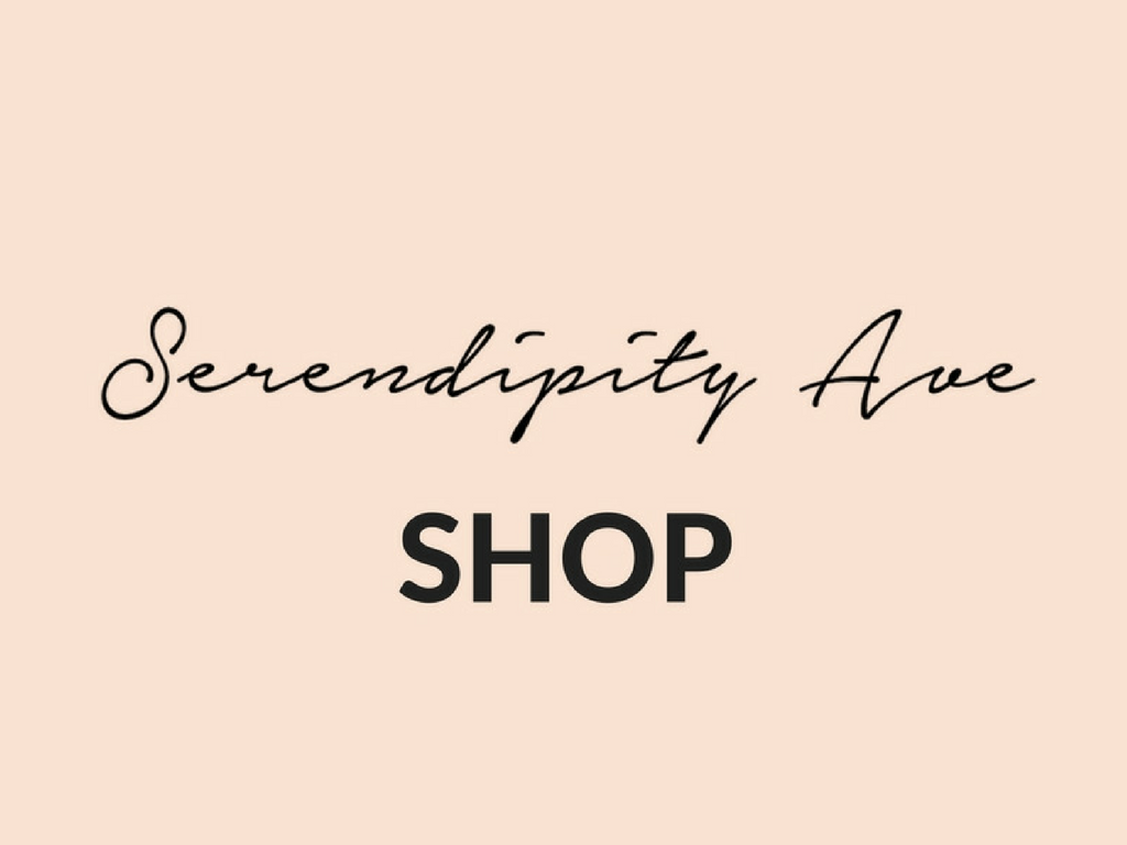 Shop Serendipity Ave Is Now Open