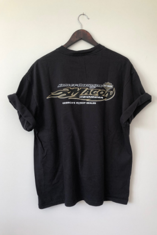 Vintage 'Shift Happens' Harley Davidson T-Shirt
