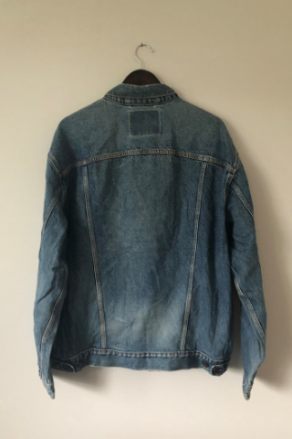 Vintage Levi's Jacket - Dark Wash Jackets, Shop Serendipity Ave, Shop Serendipity Ave  - Shop Serendipity Ave