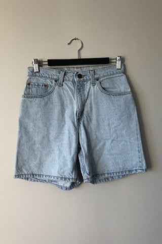 Vintage Levi's '550' Denim Shorts Vintage, Shop Serendipity Ave, Shop Serendipity Ave  - Shop Serendipity Ave