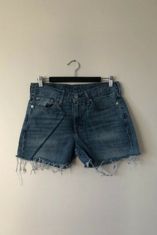 Vintage Levi's '514' Denim Shorts Vintage, Shop Serendipity Ave, Shop Serendipity Ave  - Shop Serendipity Ave