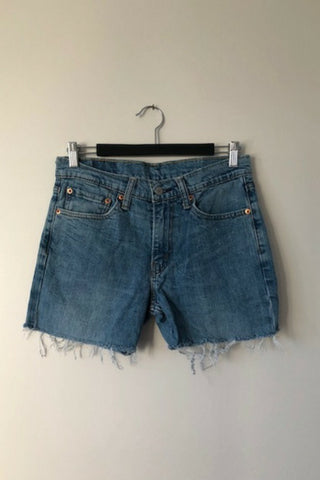 Vintage Levi's '511' Denim Shorts Vintage, Shop Serendipity Ave, Shop Serendipity Ave  - Shop Serendipity Ave