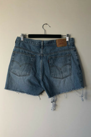 Vintage Levi's '515' Denim Shorts Vintage, Shop Serendipity Ave, Shop Serendipity Ave  - Shop Serendipity Ave