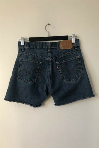 Vintage Levi's '505 Straight' Denim Shorts Vintage, Shop Serendipity Ave, Shop Serendipity Ave  - Shop Serendipity Ave