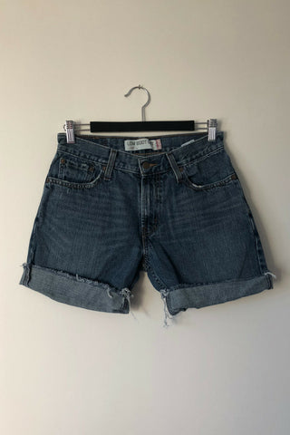 Vintage Levi's '527' Denim Shorts Vintage, Shop Serendipity Ave, Shop Serendipity Ave  - Shop Serendipity Ave