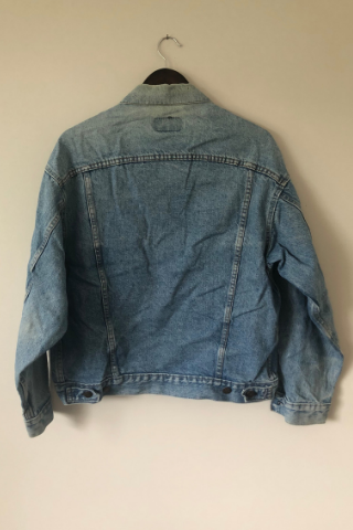 Vintage Levi's Jacket - Distressed Collar Jackets, Shop Serendipity Ave, Shop Serendipity Ave  - Shop Serendipity Ave