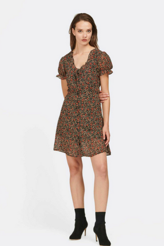 Bella Floral Dress - Lucky Last 8 Dresses, Shop Serendipity Ave, Shop Serendipity Ave  - Shop Serendipity Ave
