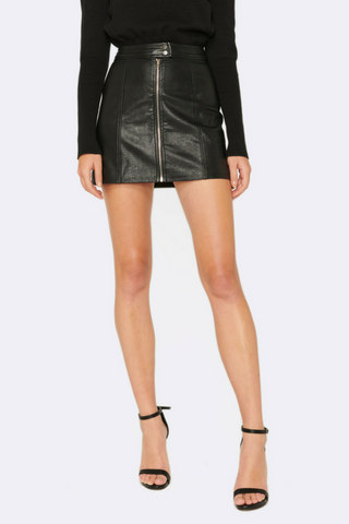 Essential  Mini Skirt , Shop Serendipity Ave , Shop Serendipity Ave  - Shop Serendipity Ave
