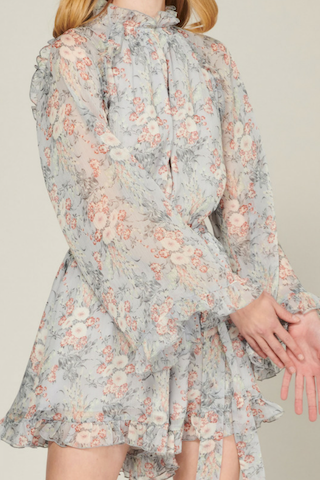 Bella Floral Jumpsuit , Shop Serendipity Ave, Shop Serendipity Ave  - Shop Serendipity Ave