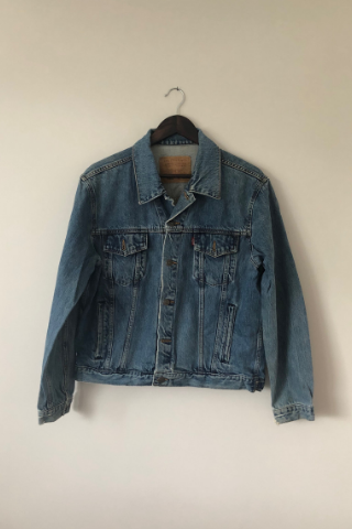 Vintage Levi's Jacket - Classic Wash Jackets, Shop Serendipity Ave, Shop Serendipity Ave  - Shop Serendipity Ave