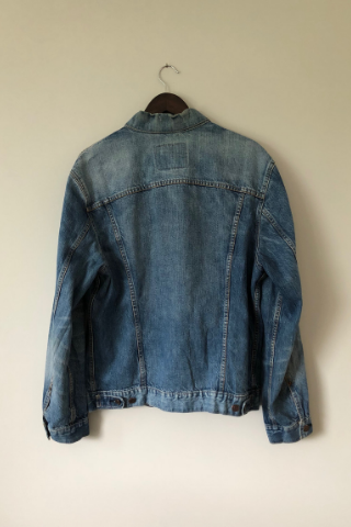 Vintage Levi's Jacket - Vintage Wash Sleeve Jackets, Shop Serendipity Ave, Shop Serendipity Ave  - Shop Serendipity Ave