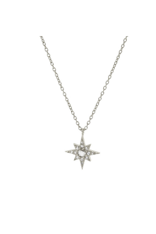 Starburst Necklace - Sterling Silver Accessories, Shop Serendipity Ave x Monarc Jewellery, Shop Serendipity Ave  - Shop Serendipity Ave