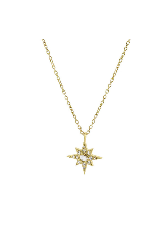 Starburst Necklace - Gold Vermeil Accessories, Shop Serendipity Ave x Monarc Jewellery, Shop Serendipity Ave  - Shop Serendipity Ave