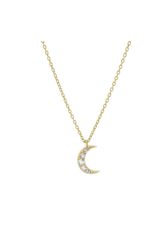 Moonlight Necklace - Gold Vermeil - Lucky Last Accessories, Shop Serendipity Ave x Monarc Jewellery, Shop Serendipity Ave  - Shop Serendipity Ave
