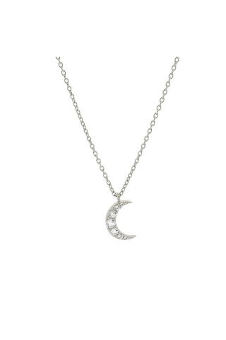 Moonlight Necklace - Sterling Silver Accessories, Shop Serendipity Ave x Monarc Jewellery, Shop Serendipity Ave  - Shop Serendipity Ave