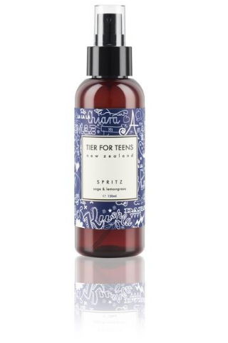 Spritz - Sage and Lemongrass Beauty, Tier For Teens, Shop Serendipity Ave  - Shop Serendipity Ave