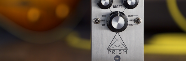 Jackson Audio Prism Preamp/Overdrive Demo