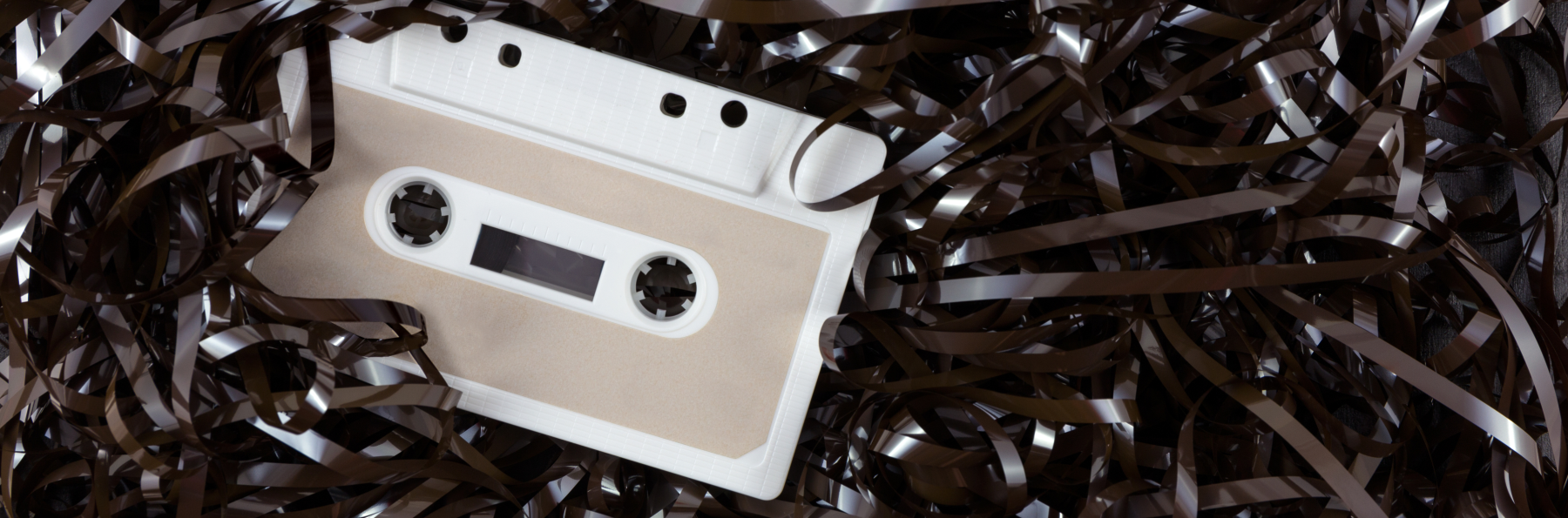 MYSTERIES OF LIFE: Don't Throw Out Those Old Cassettes Quite Yet