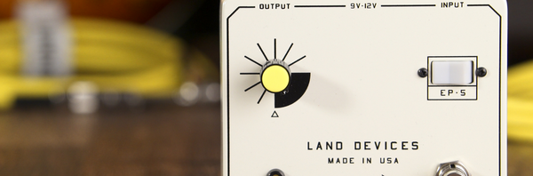 Land Devices EP-5 Preamp