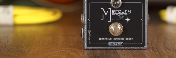 Spaceman Effects Mercury IV