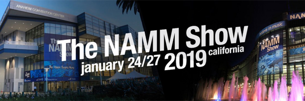 The 2019 NAMM Show Is Just Days Away