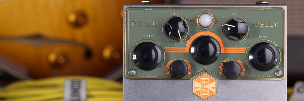 Beetronics FX Royal Jelly Overdrive/Fuzz