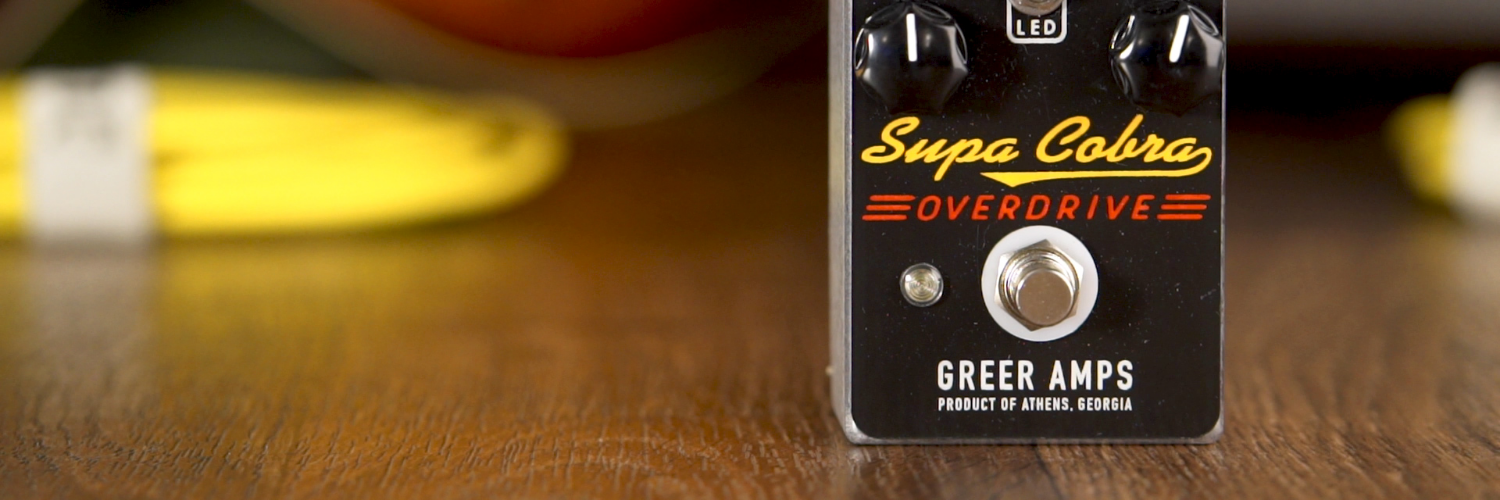 Greer Amps Supa Cobra