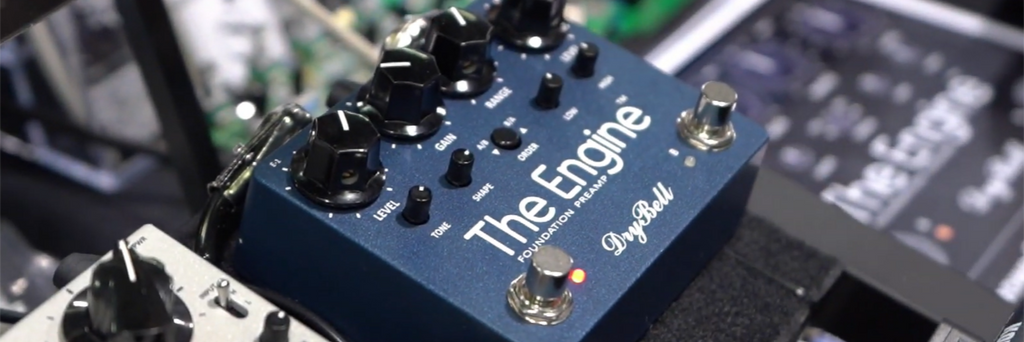 DryBell The Engine | Winter NAMM 2020