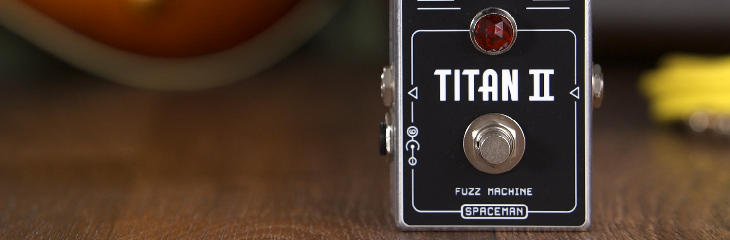 Spaceman Titan II: Fuzz Machine