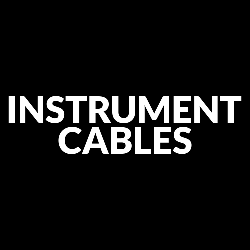 Instrument Cables