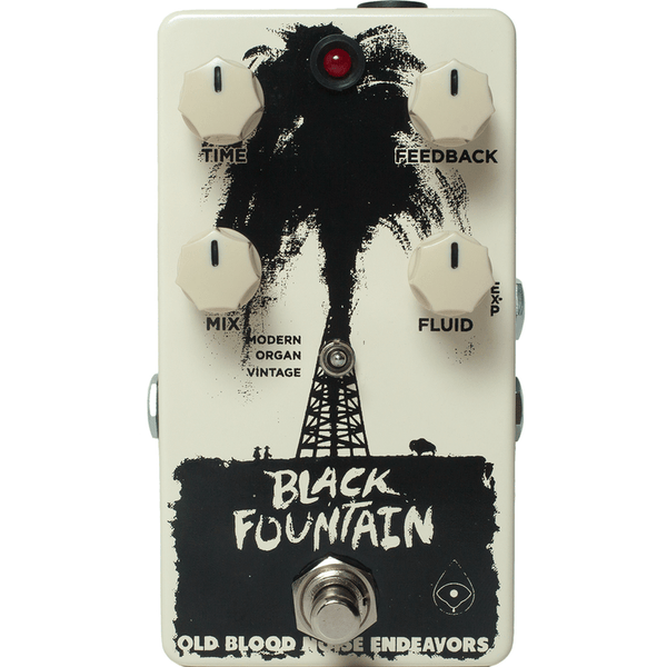 Rent Old Blood Noise Black Fountain Delay