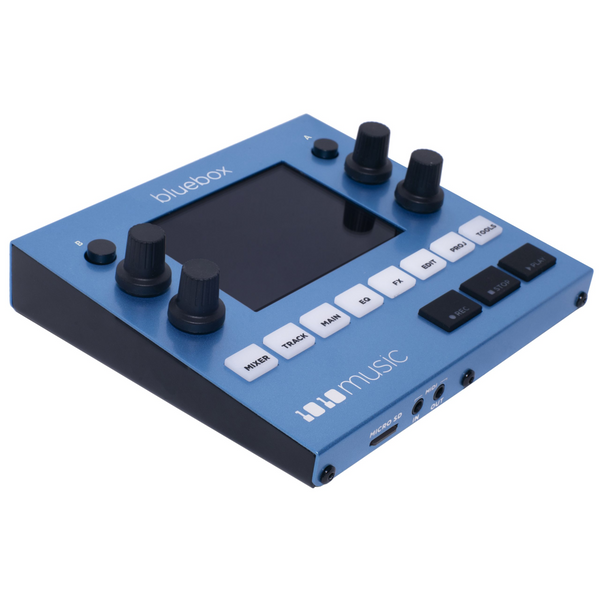 1010 Music Bluebox Compact Digital Mixer/Recorder