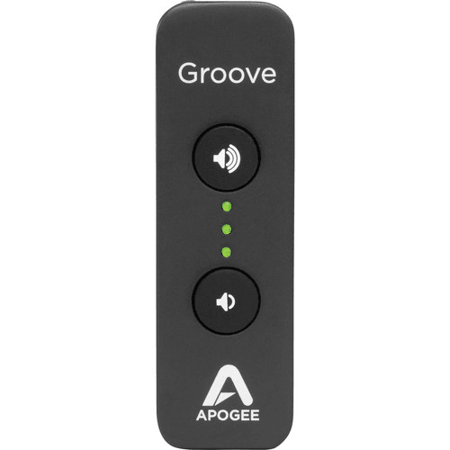 Apogee Groove | 24-Bit 192 kHz USB DAC and Headphone Amplifier For Mac and PC