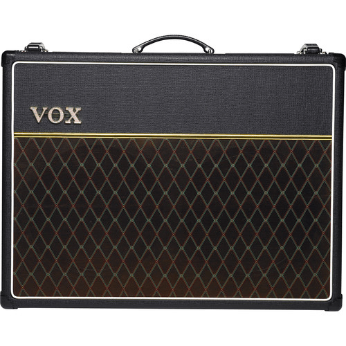 VOX AC30C2 Custom 30W 2x12 Tube Combo Amplifier with Celestion G12M Greenback Speakers