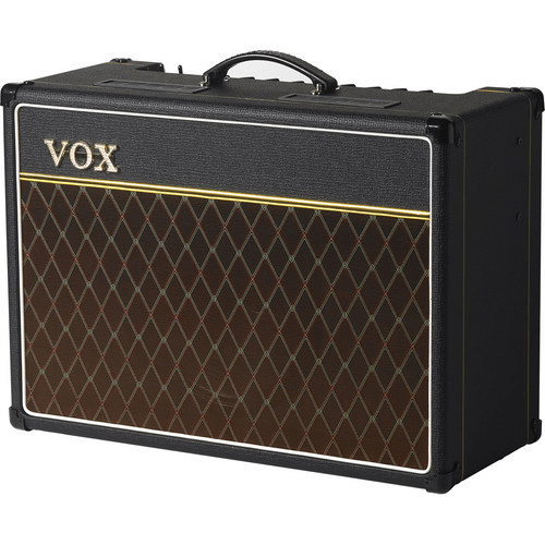 VOX AC15C1 Custom 15W 1x12 Combo Amplifier (Celestion G12M Greenback Speaker)