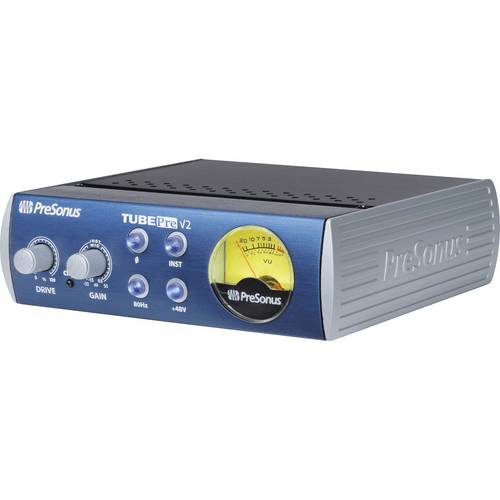 PreSonus TubePre V2 1-Channel Tube Preamplifier/DI Box