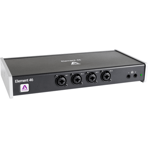 Apogee Electronics Element 46 12x14 Thunderbolt Audio I/O Box for Mac