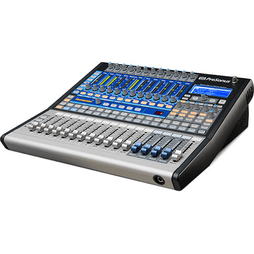 PreSonus StudioLive 16.0.2 16x2 Performance and Recording USB Digital Mixer